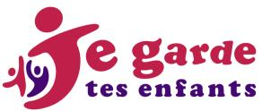 Logo garde d'enfants